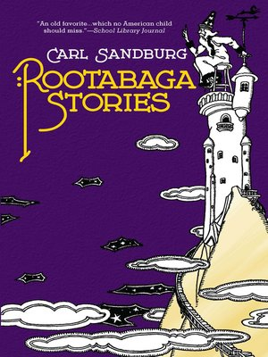 cover image of Rootabaga Stories