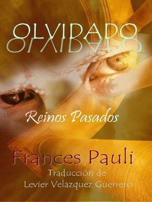 cover image of Olvidado