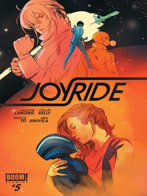 cover image of Joyride #5