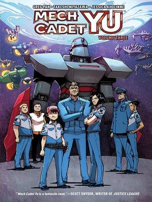 cover image of Mech Cadet Yu (2017), Volume 3