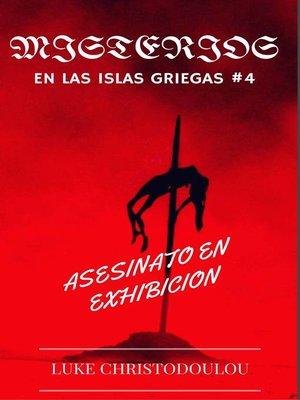 cover image of Asesinato en Exhibición