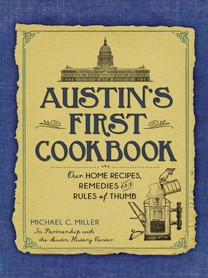 cover image of Austin's First Cookbook