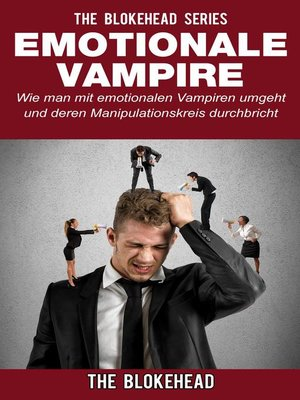 cover image of Emotionale Vampire