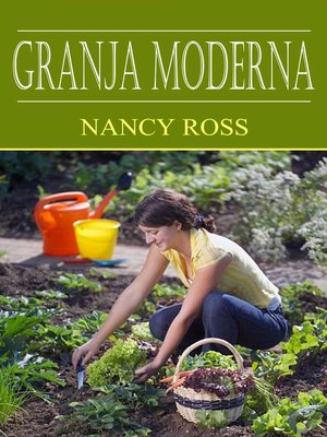 cover image of Granja Moderna