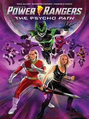 cover image of Saban's Power Rangers: The Psycho Path