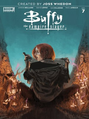 cover image of Buffy the Vampire Slayer (2019), Issue 7