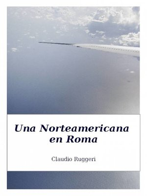 cover image of Una Norteamericana en Roma