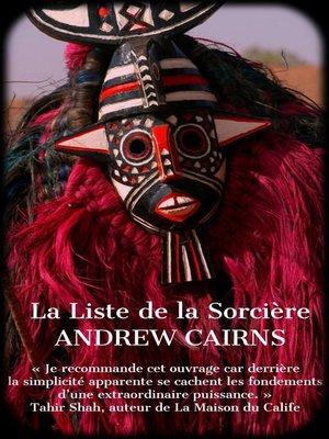 cover image of La Liste de la Sorcière