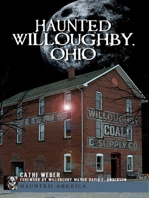 cover image of Haunted Willoughby, Ohio