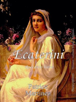 cover image of Ecaterini