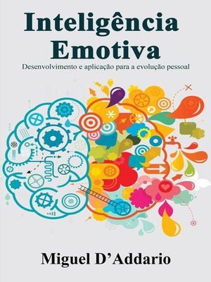 cover image of Inteligência Emotiva