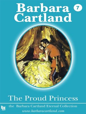 cover image of The Proud Princess
