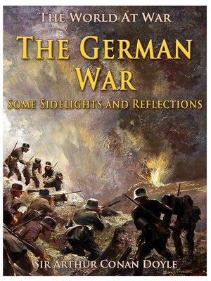cover image of The German War