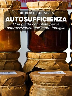 cover image of Autosufficienza