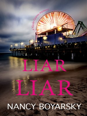cover image of Liar Liar
