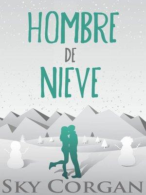 cover image of Hombre de nieve