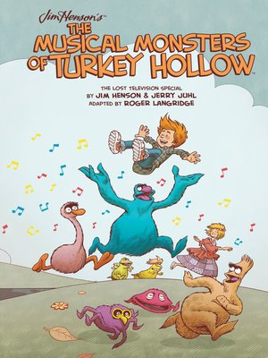 cover image of Jim Henson's the Musical Monsters of Turkey Hollow