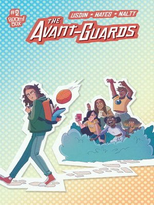 cover image of The Avant-Guards, Issue 2