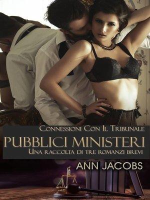 cover image of I Pubblici Ministeri