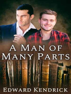 cover image of A Man of Many Parts
