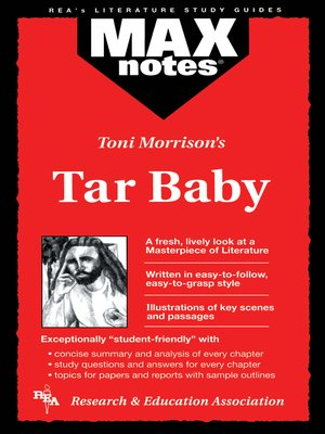 cover image of Tar Baby