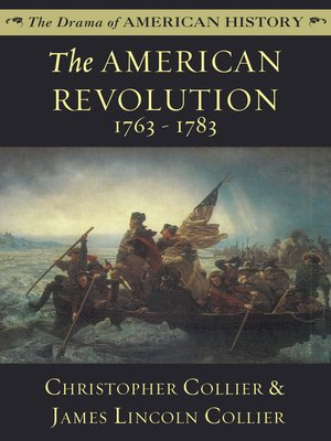 cover image of The American Revolution: 1763 - 1783