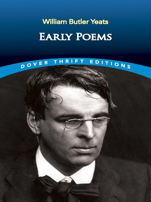 cover image of Early Poems