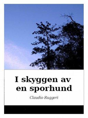 cover image of I skyggen av en sporhund