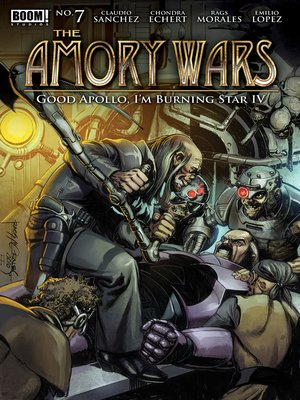 cover image of The Amory Wars: Good Apollo, I'm Burning Star IV, Issue 7