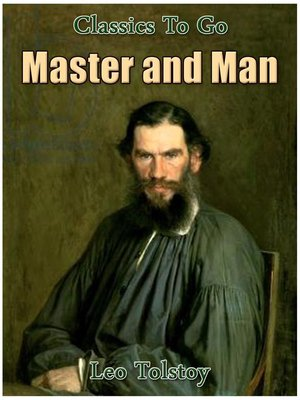 cover image of Master and Man
