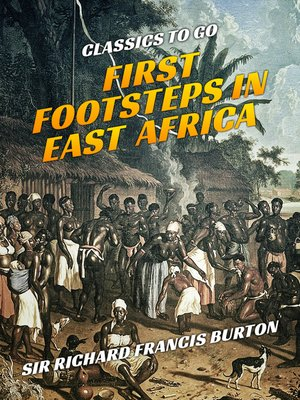 cover image of First Footsteps in East Africa