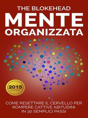 cover image of Mente Organizzata