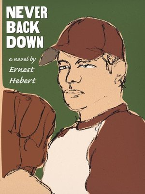 cover image of Never Back Down