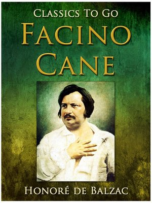 cover image of Facino Cane