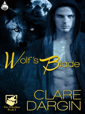 cover image of Wolf's Blade