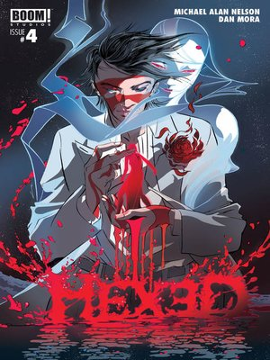 cover image of Hexed: The Harlot and the Thief (2014), Issue 4
