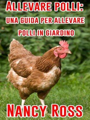 cover image of Allevare polli