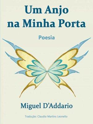 cover image of Um Anjo na Minha Porta