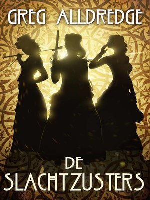 cover image of de slachtzusters