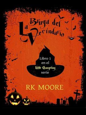 cover image of La bruja del vecindario