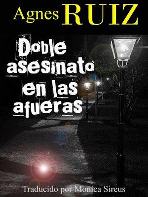cover image of Doble asesinado en las afueras