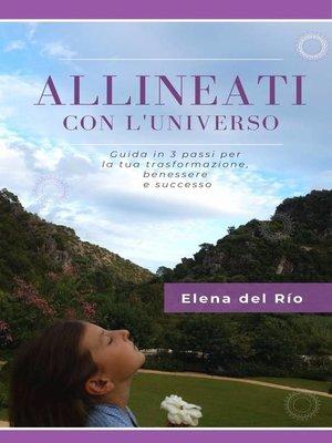 cover image of Allineati con l'universo