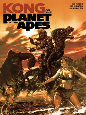 cover image of Kong on the Planet of the Apes