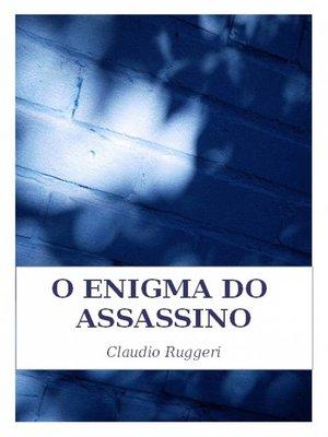 cover image of O Enigma Do Assassino