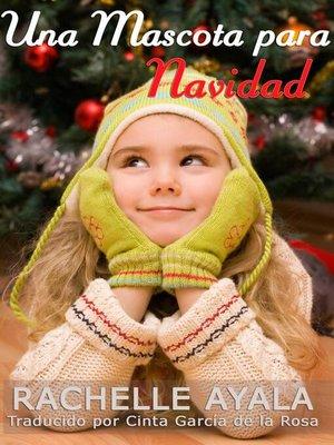 cover image of Una Mascota para Navidad