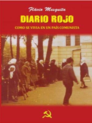 cover image of Diario Rojo