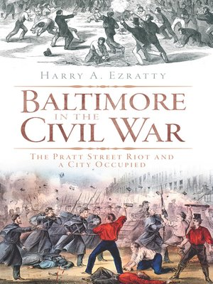 cover image of Baltimore in the Civil War