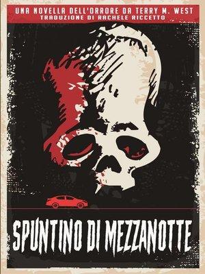cover image of Spuntino di Mezzanotte