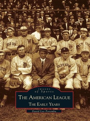 cover image of The American League