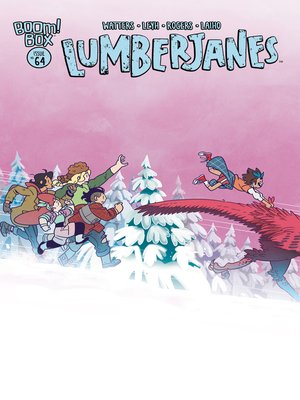 cover image of Lumberjanes, Issue 64